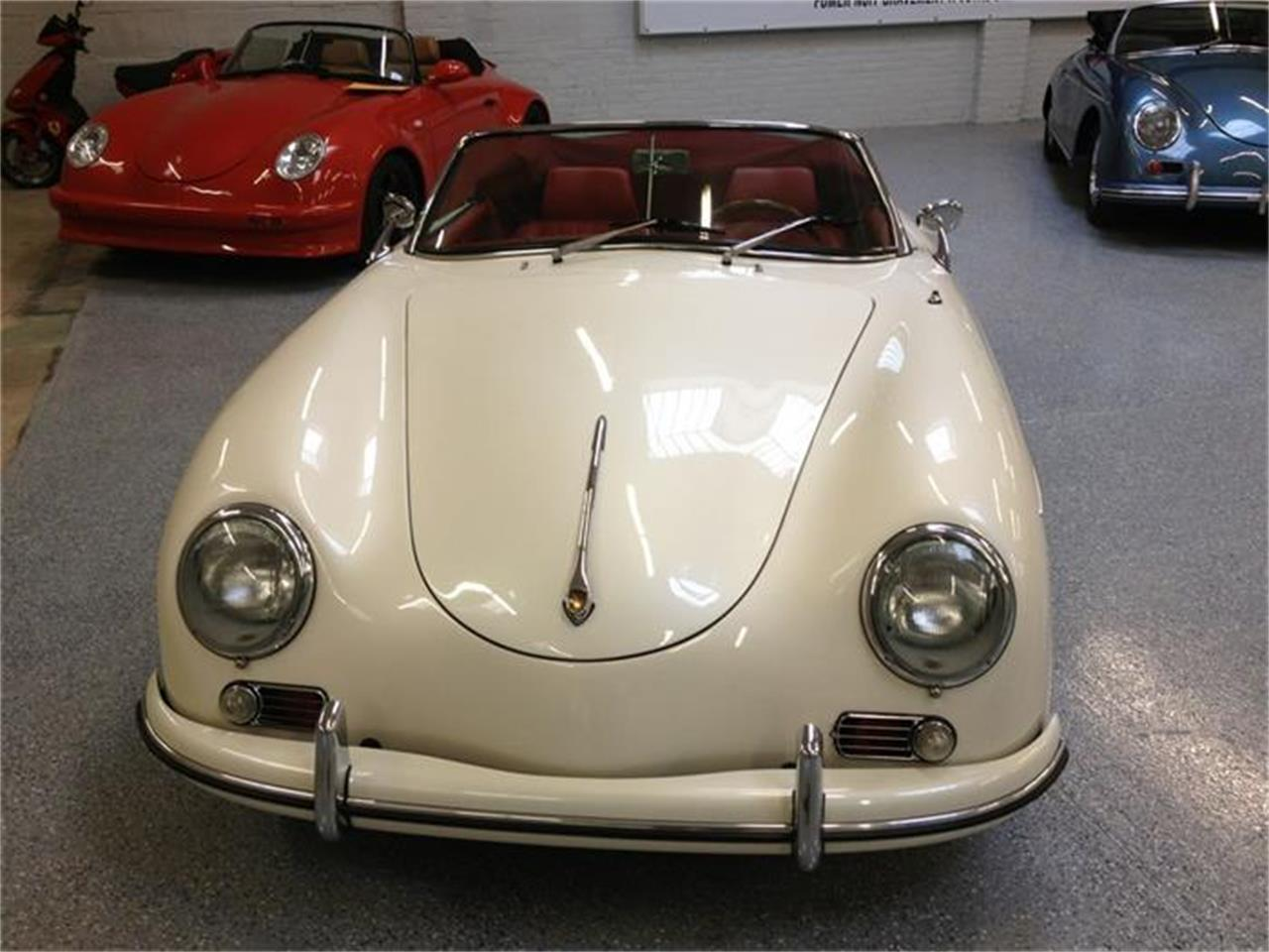 Large Picture of Classic 1959 356 located in California Offered by Beverly Hills Motor Cars - D3E3