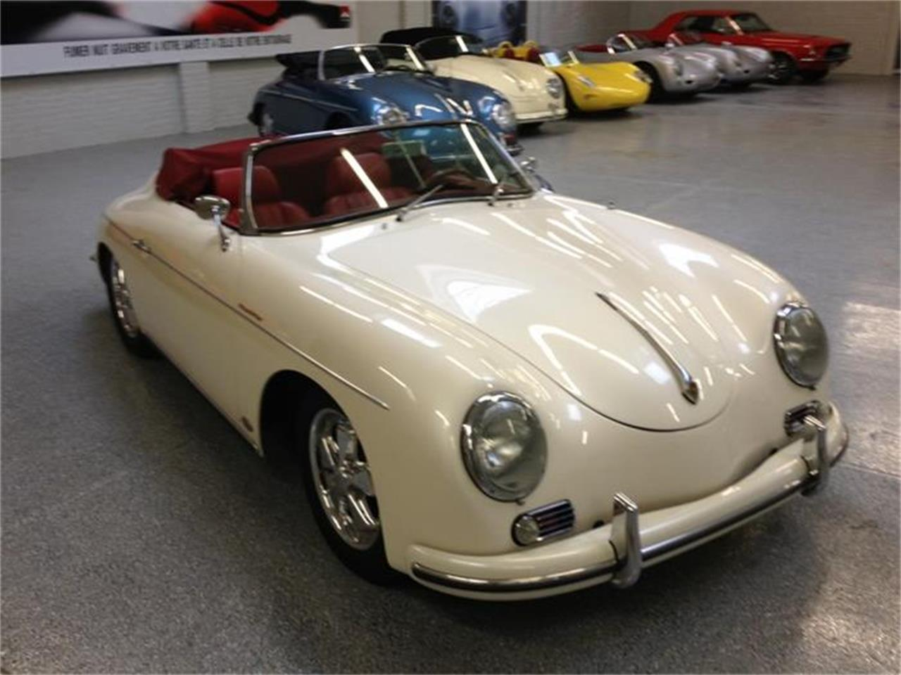 Large Picture of Classic '59 356 located in San Diego California - $59,950.00 Offered by Beverly Hills Motor Cars - D3E3