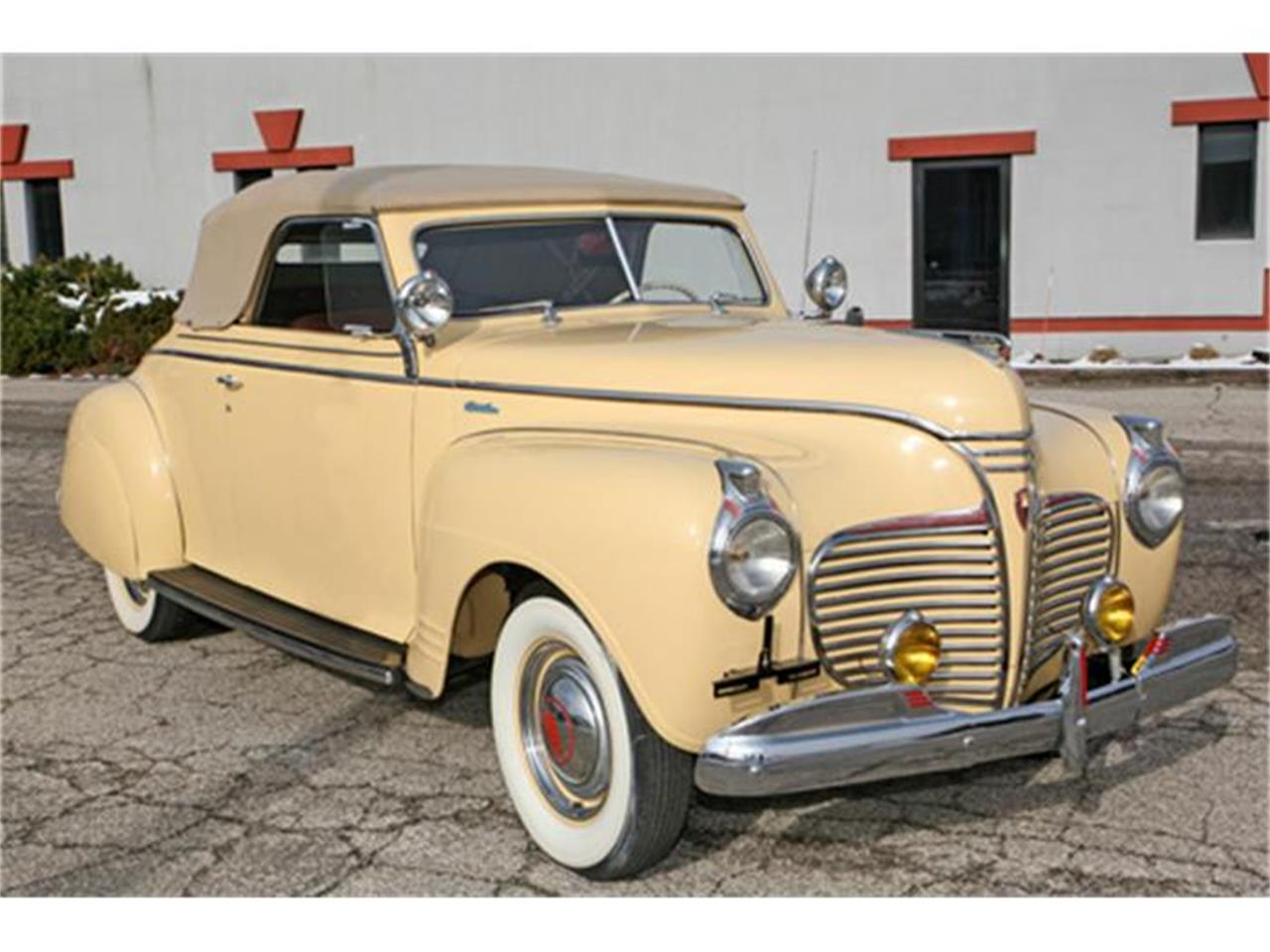 1941 Plymouth Special Deluxe For Sale Cc 619403 Coupe Large Picture Of 41 D9xn