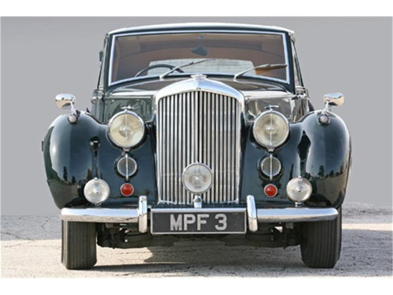 Large Picture of 1948 Bentley Mark IV 2 door James Young Coupe located in Ohio Offered by Vintage Motor Cars USA - D9XP