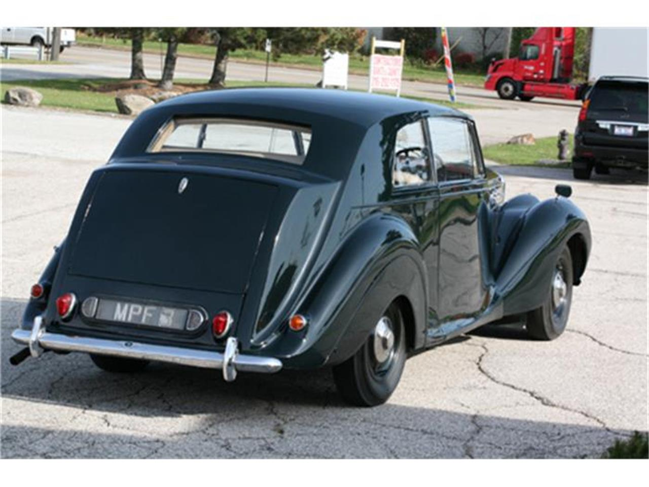 Large Picture of '48 Mark IV 2 door James Young Coupe located in Bedford Heights Ohio Offered by Vintage Motor Cars USA - D9XP