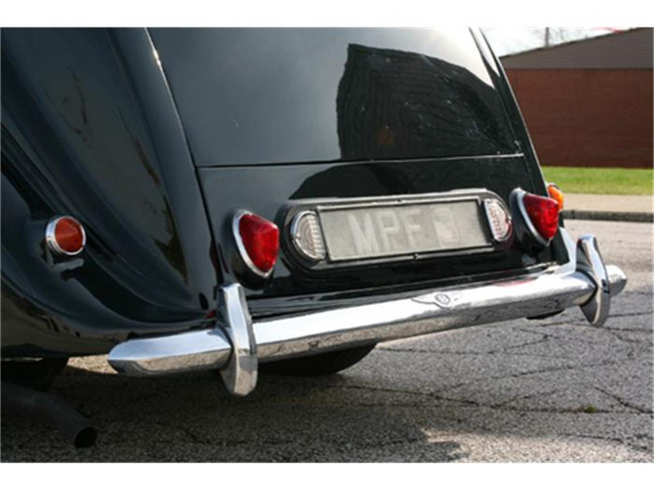 Large Picture of '48 Mark IV 2 door James Young Coupe located in Ohio Offered by Vintage Motor Cars USA - D9XP