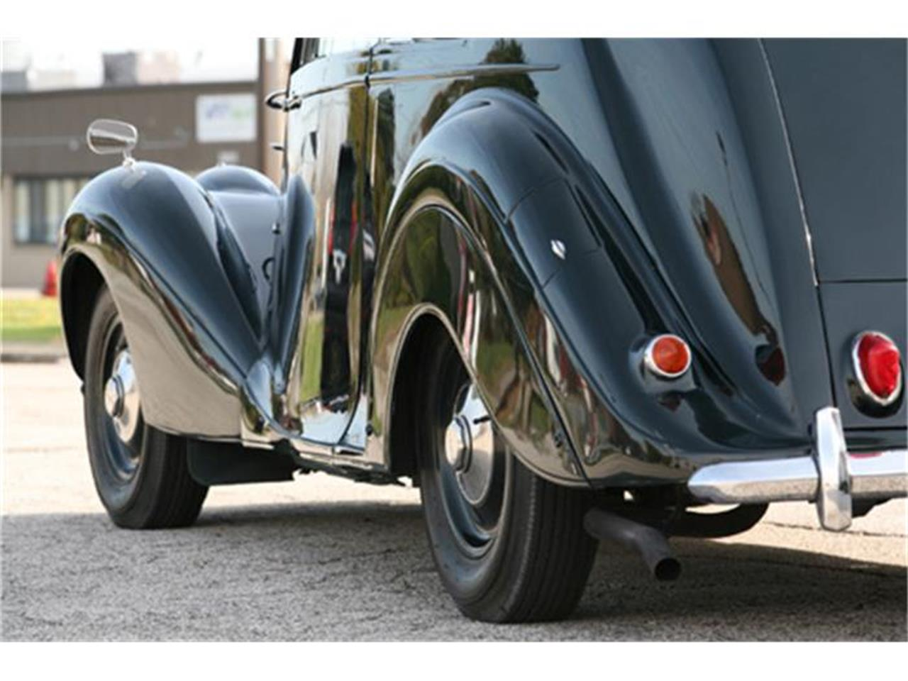 Large Picture of Classic 1948 Bentley Mark IV 2 door James Young Coupe - $54,900.00 - D9XP