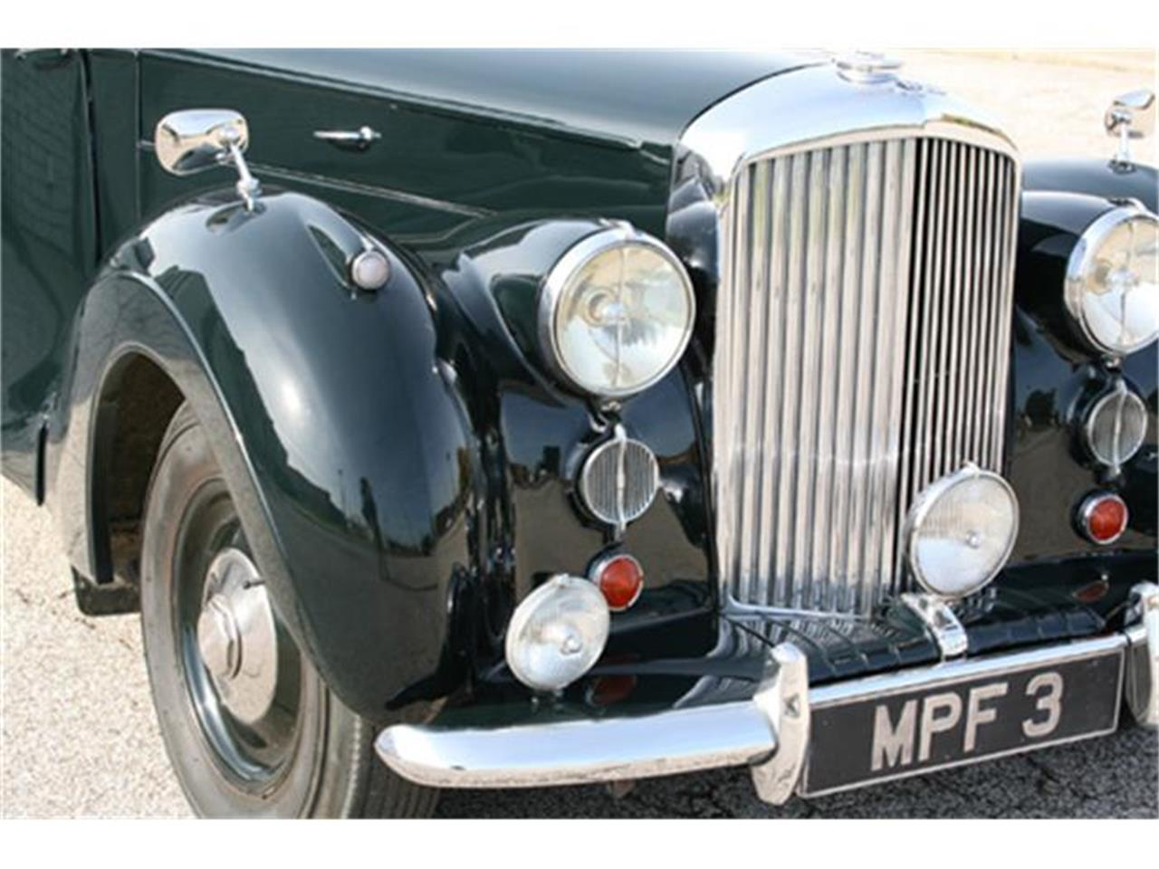 Large Picture of Classic '48 Bentley Mark IV 2 door James Young Coupe - $54,900.00 Offered by Vintage Motor Cars USA - D9XP