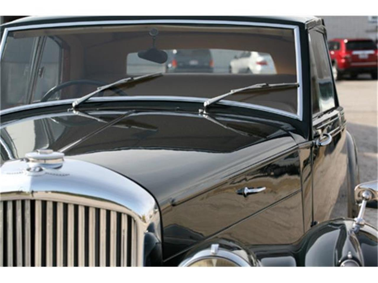Large Picture of 1948 Bentley Mark IV 2 door James Young Coupe - D9XP