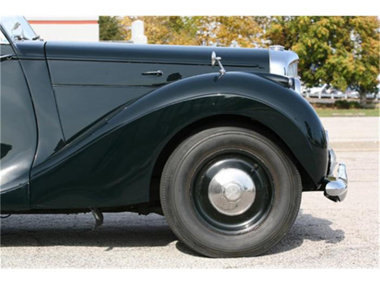 Large Picture of '48 Bentley Mark IV 2 door James Young Coupe located in Ohio - $54,900.00 Offered by Vintage Motor Cars USA - D9XP
