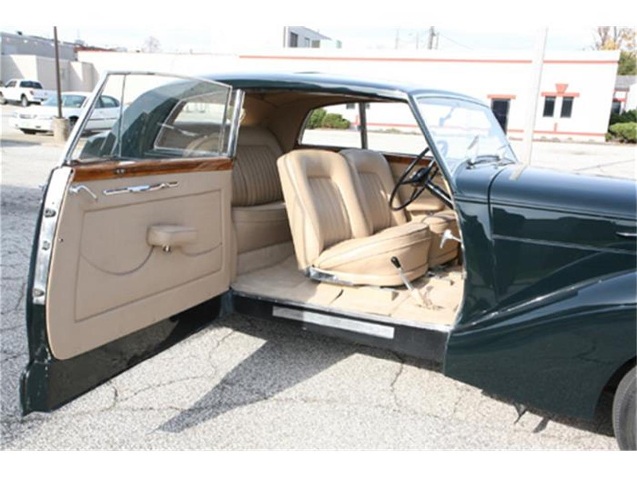 Large Picture of 1948 Bentley Mark IV 2 door James Young Coupe Offered by Vintage Motor Cars USA - D9XP