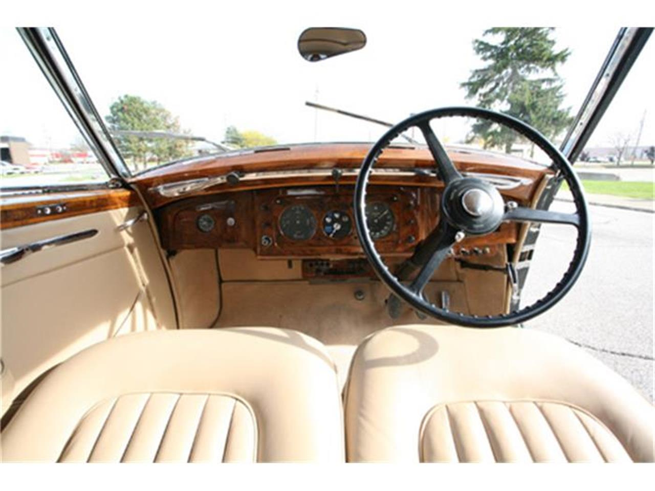 Large Picture of Classic '48 Bentley Mark IV 2 door James Young Coupe located in Bedford Heights Ohio - D9XP