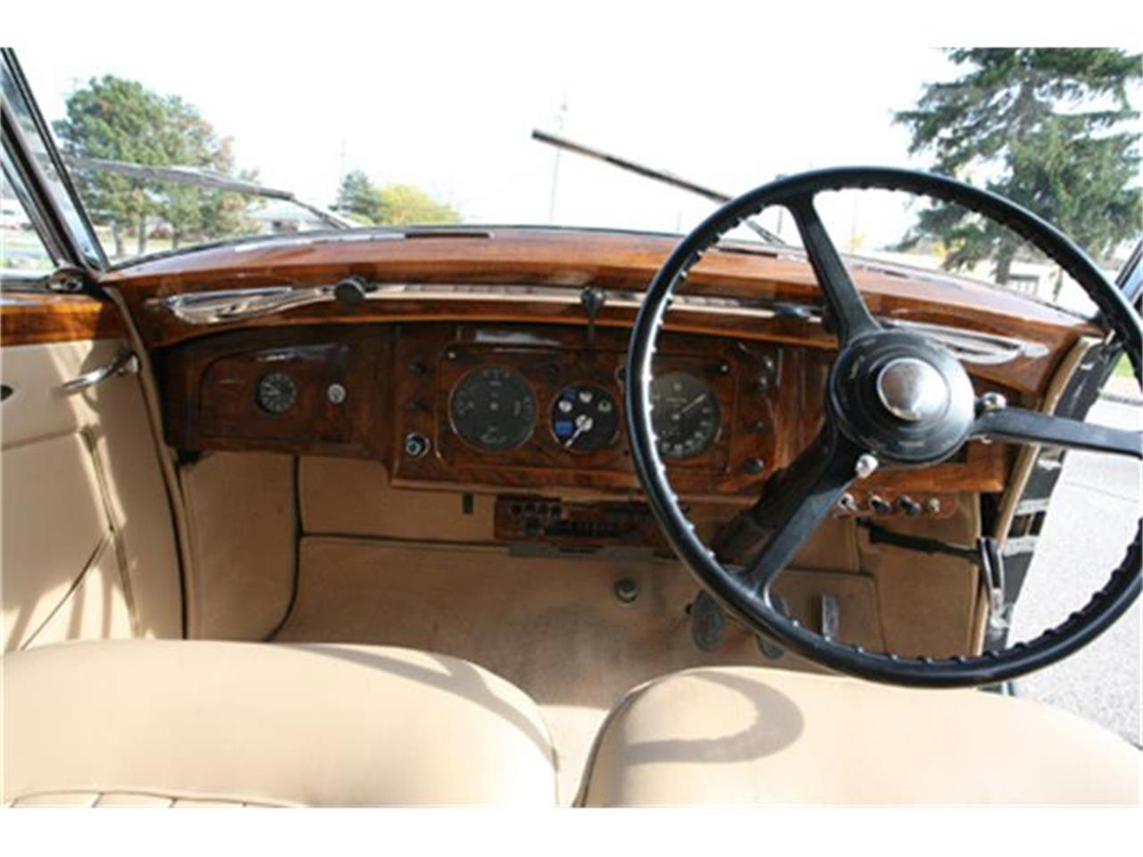 Large Picture of '48 Mark IV 2 door James Young Coupe Offered by Vintage Motor Cars USA - D9XP