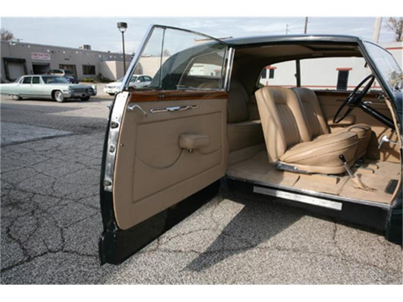 Large Picture of '48 Mark IV 2 door James Young Coupe located in Bedford Heights Ohio - $54,900.00 Offered by Vintage Motor Cars USA - D9XP