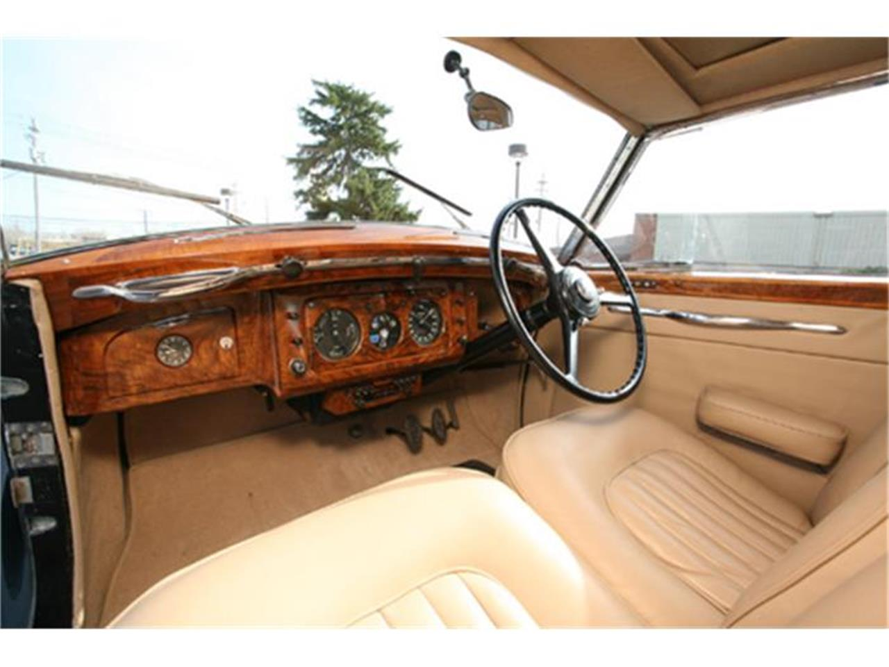 Large Picture of 1948 Mark IV 2 door James Young Coupe Offered by Vintage Motor Cars USA - D9XP