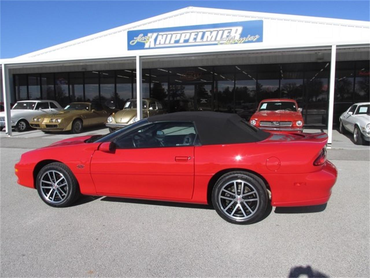 Large Picture of '02 Chevrolet Camaro Offered by Knippelmier Classics - DA4T