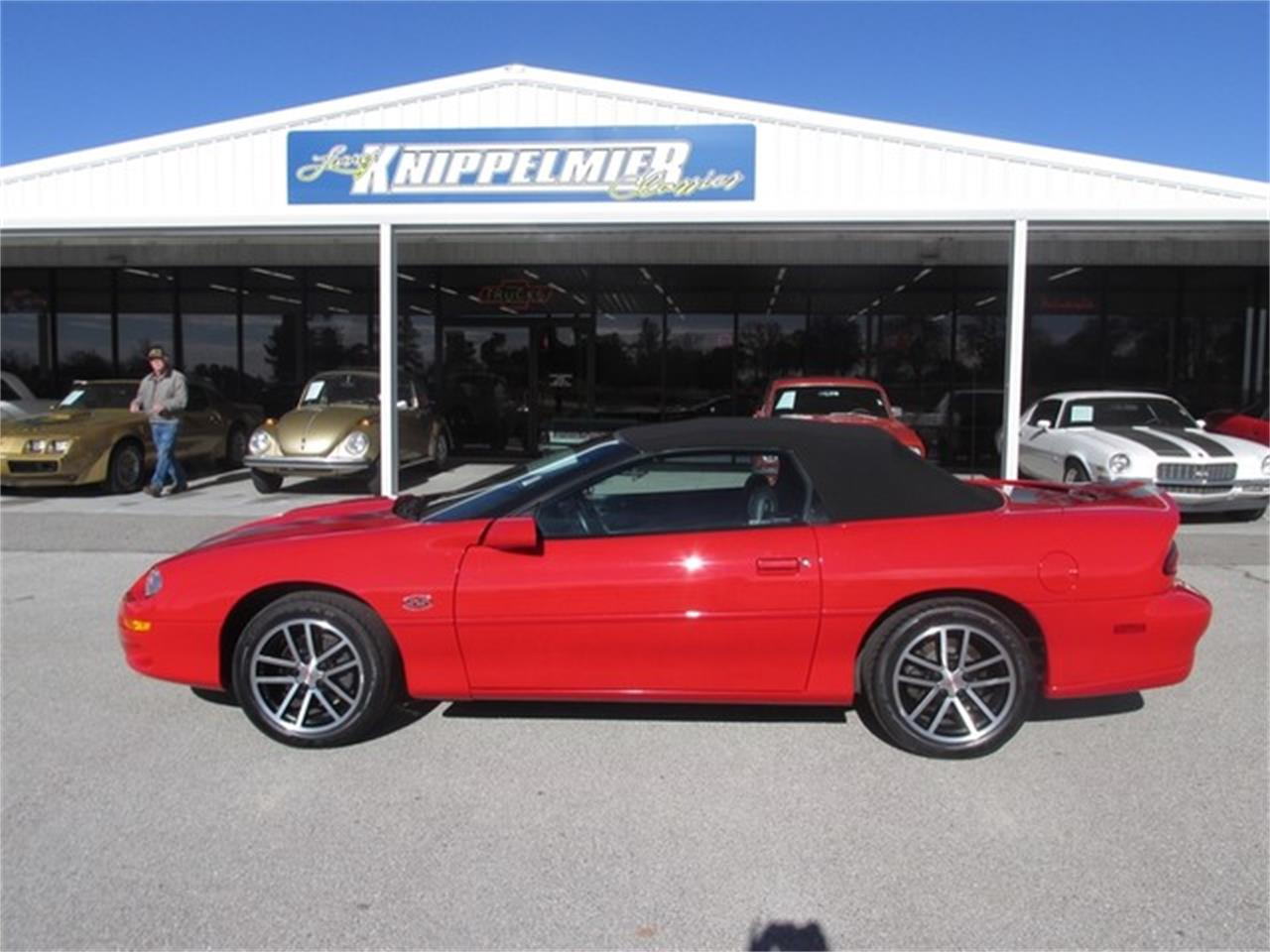 Large Picture of 2002 Chevrolet Camaro - $29,000.00 Offered by Knippelmier Classics - DA4T
