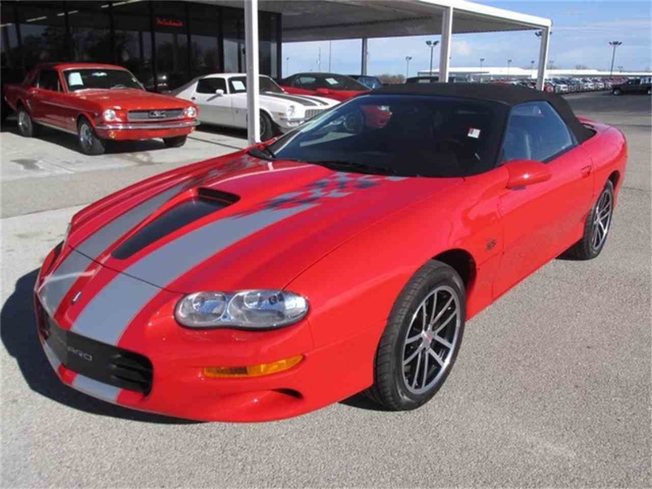 Large Picture of '02 Camaro located in Blanchard Oklahoma Offered by Knippelmier Classics - DA4T
