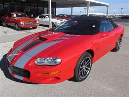 Picture of 2002 Chevrolet Camaro located in Blanchard Oklahoma Offered by Knippelmier Classics - DA4T