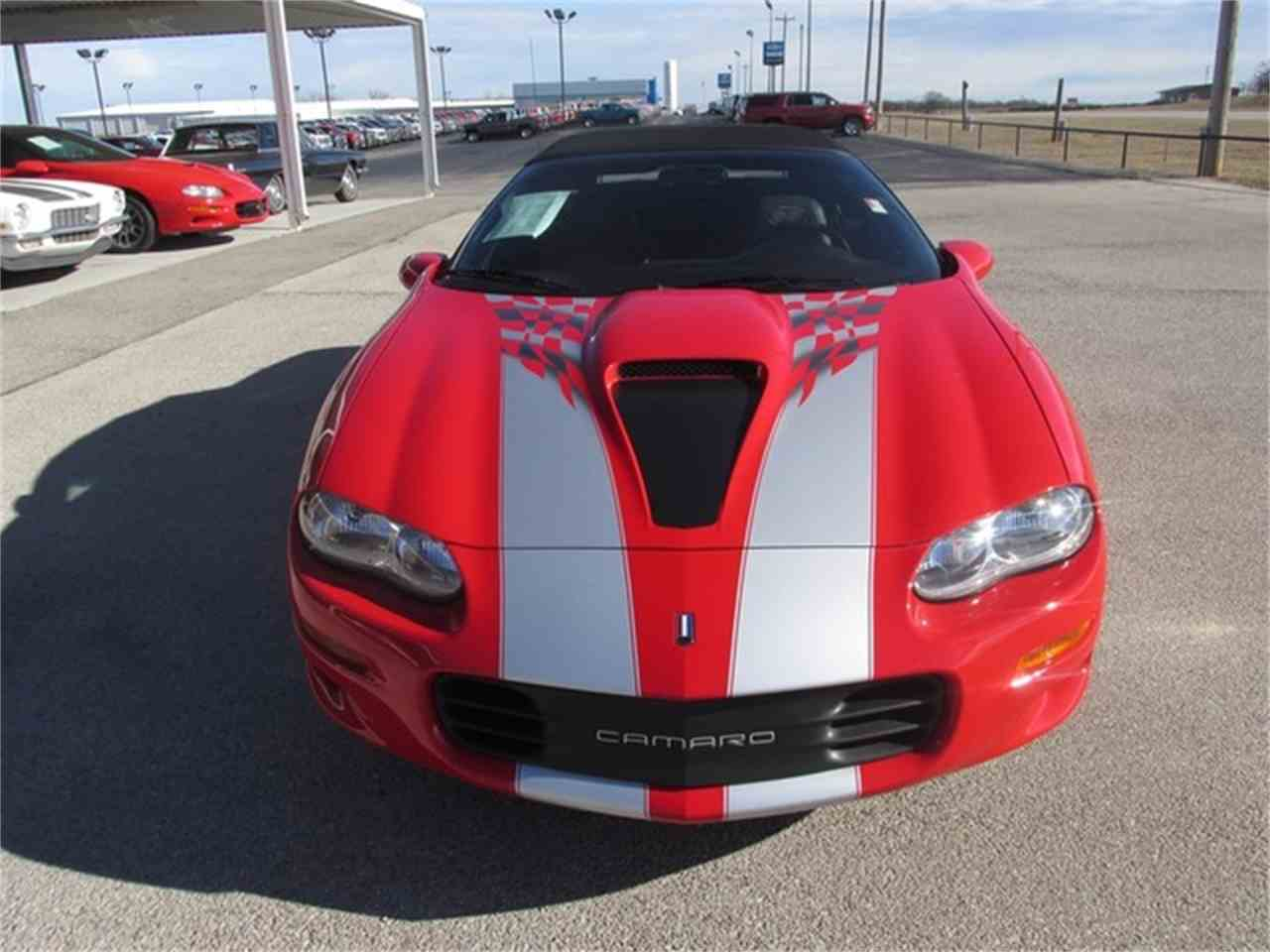 Large Picture of '02 Chevrolet Camaro located in Blanchard Oklahoma - $29,000.00 Offered by Knippelmier Classics - DA4T