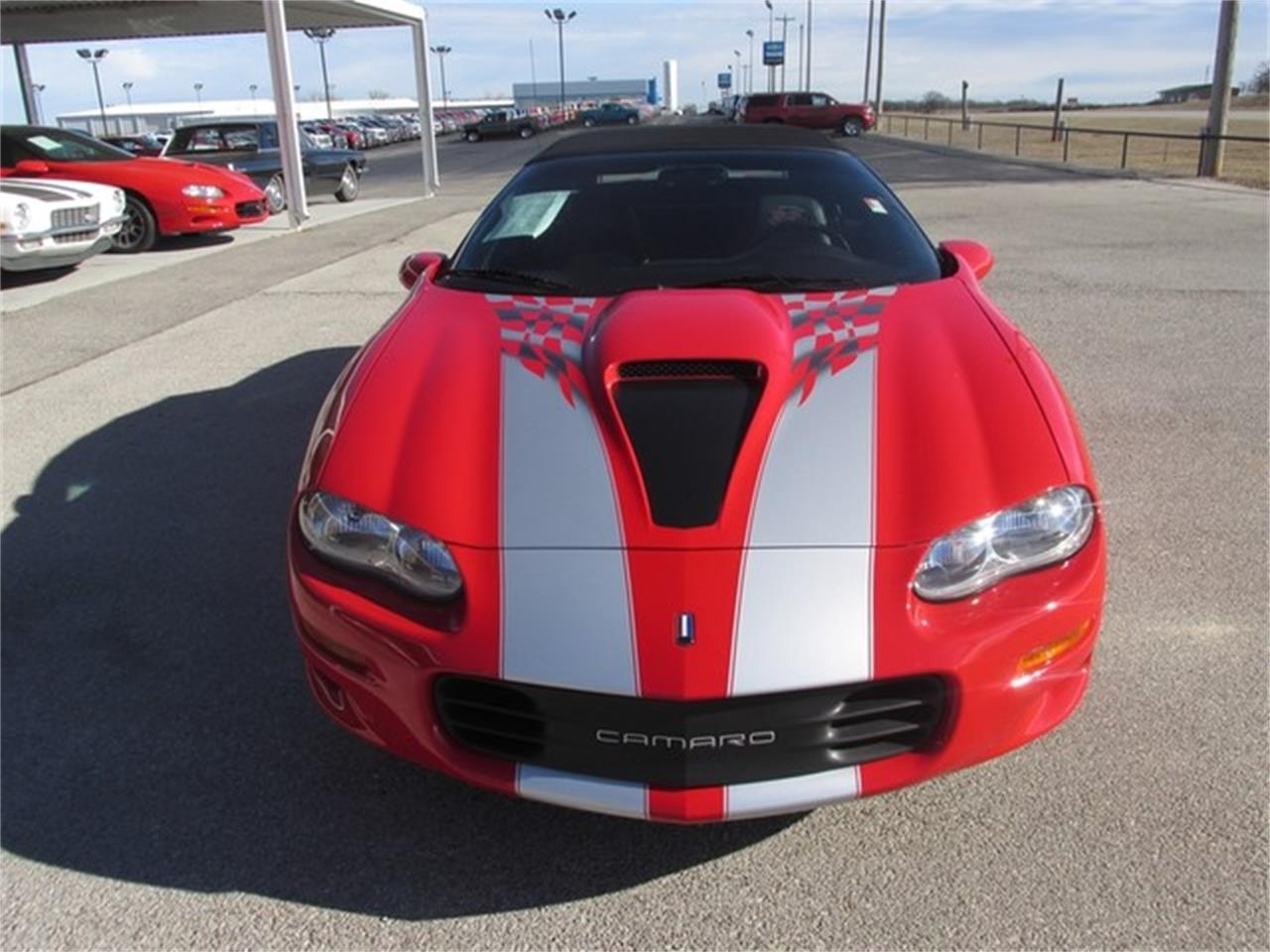 Large Picture of 2002 Camaro located in Blanchard Oklahoma - DA4T