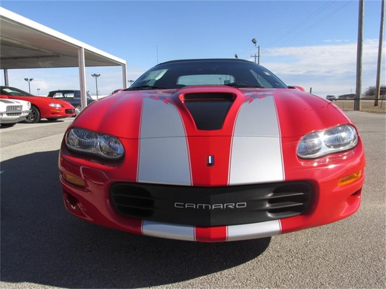 Large Picture of '02 Camaro located in Oklahoma - $29,000.00 Offered by Knippelmier Classics - DA4T