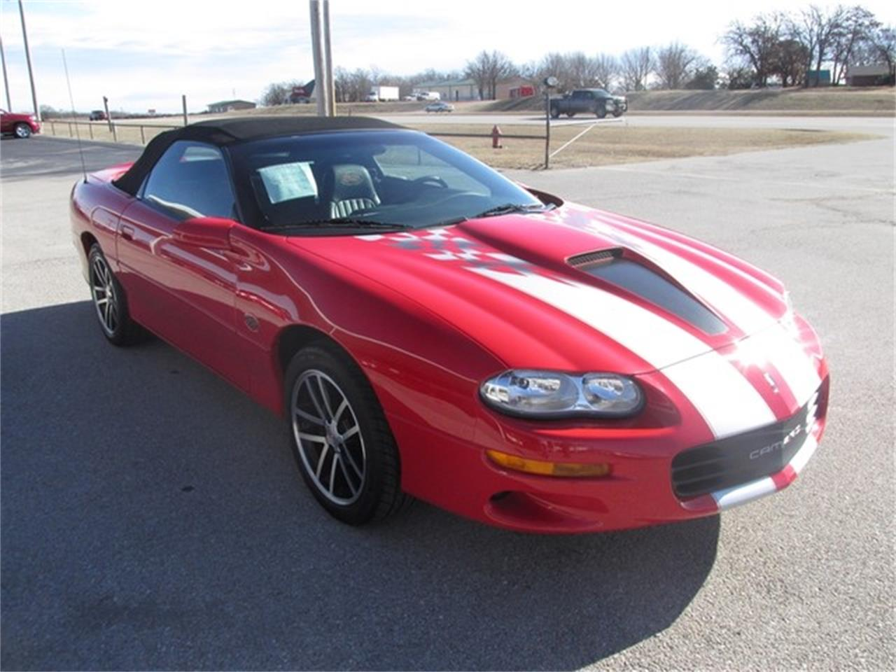 Large Picture of 2002 Camaro located in Blanchard Oklahoma Offered by Knippelmier Classics - DA4T