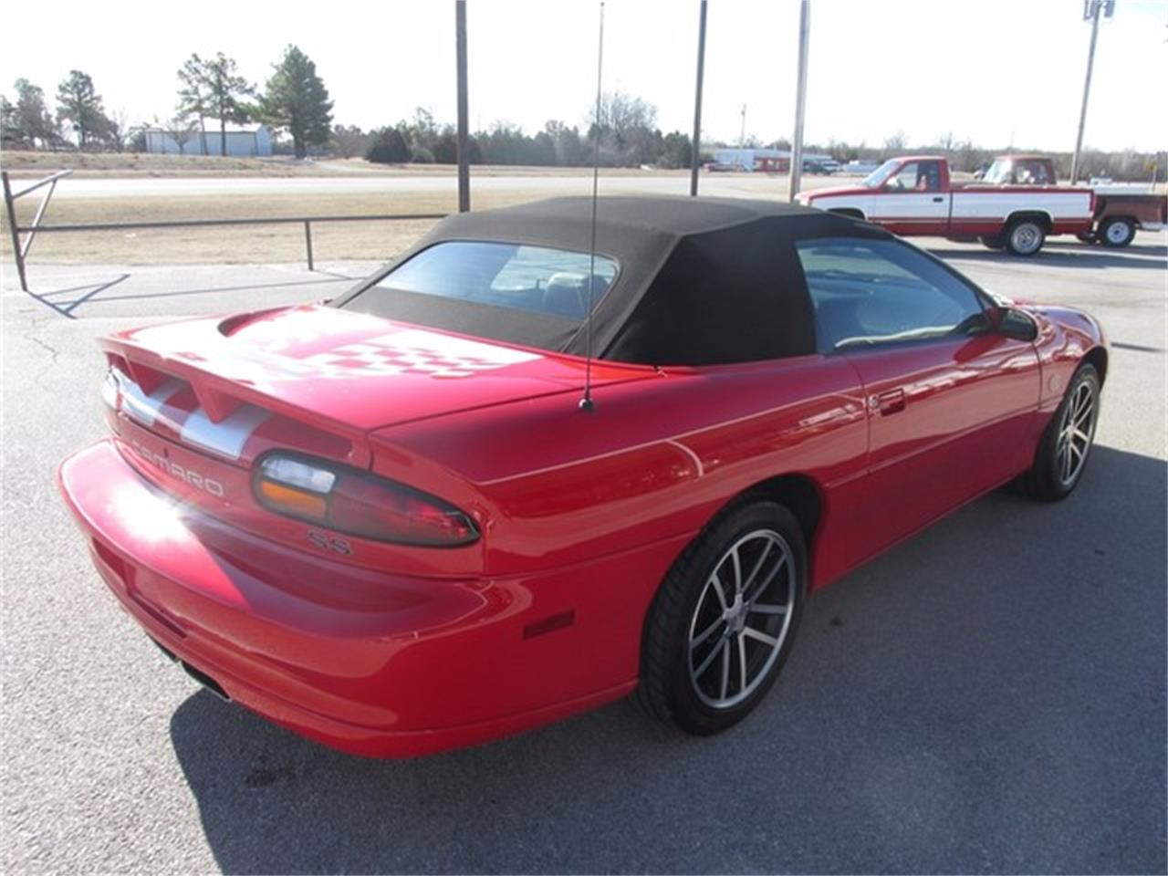 Large Picture of 2002 Camaro located in Blanchard Oklahoma - $29,000.00 - DA4T