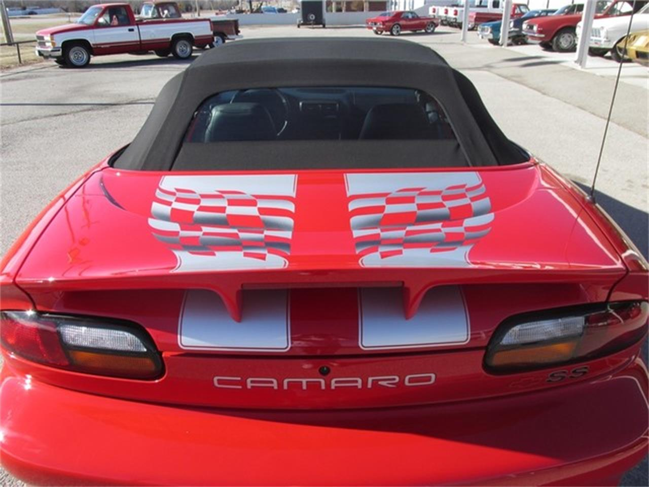 Large Picture of 2002 Chevrolet Camaro located in Oklahoma Offered by Knippelmier Classics - DA4T