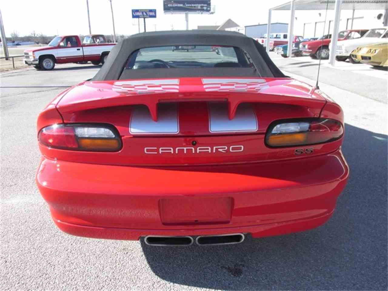 Large Picture of 2002 Camaro located in Oklahoma - $29,000.00 Offered by Knippelmier Classics - DA4T