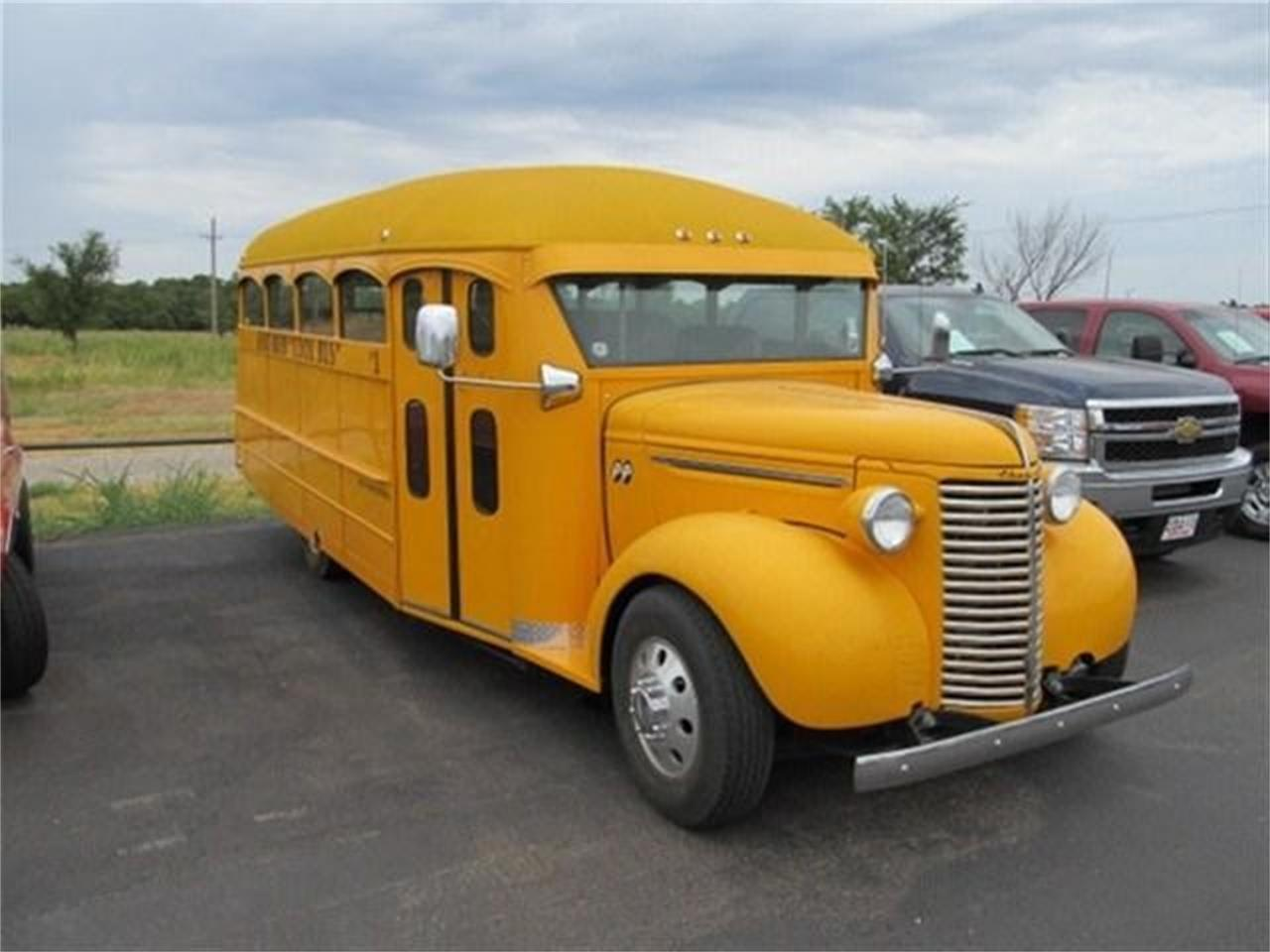 Large Picture of Classic 1939 Unspecified Recreational Vehicle located in Oklahoma - $38,500.00 - DA4X