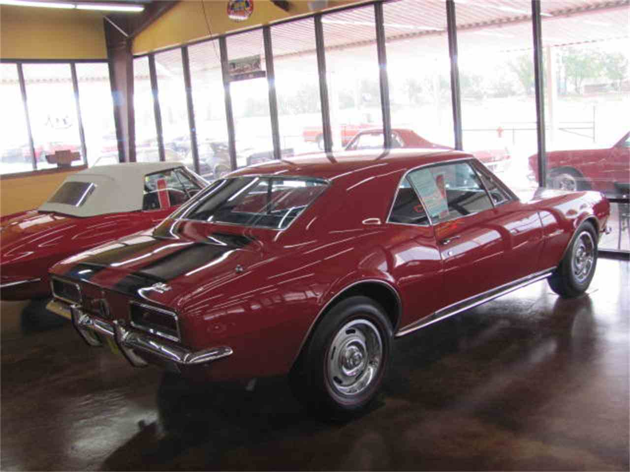 Large Picture of '67 Camaro - DA4Z
