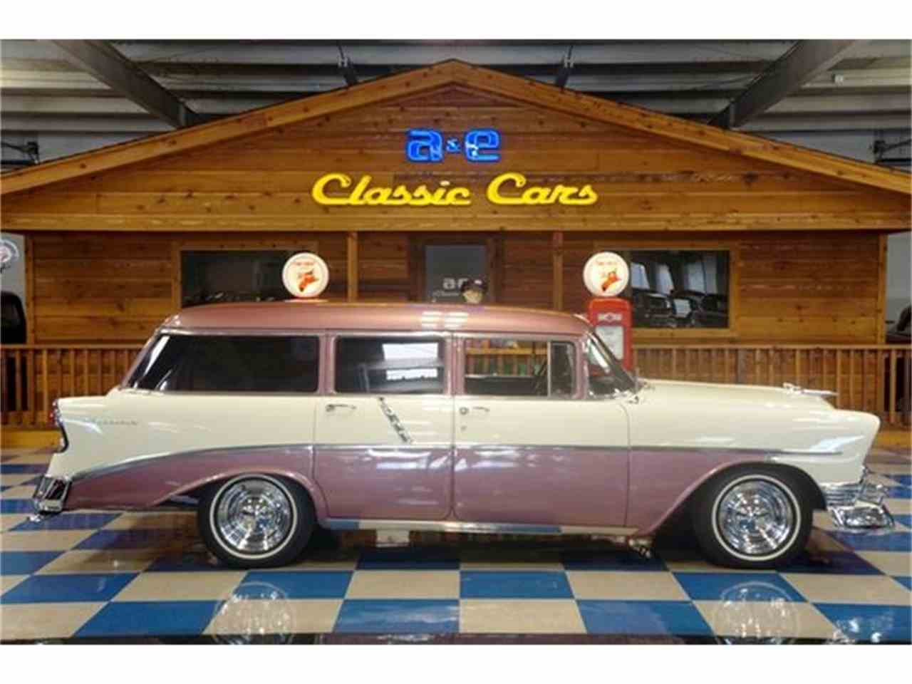 Large Picture of '56 Bel Air - D3FU