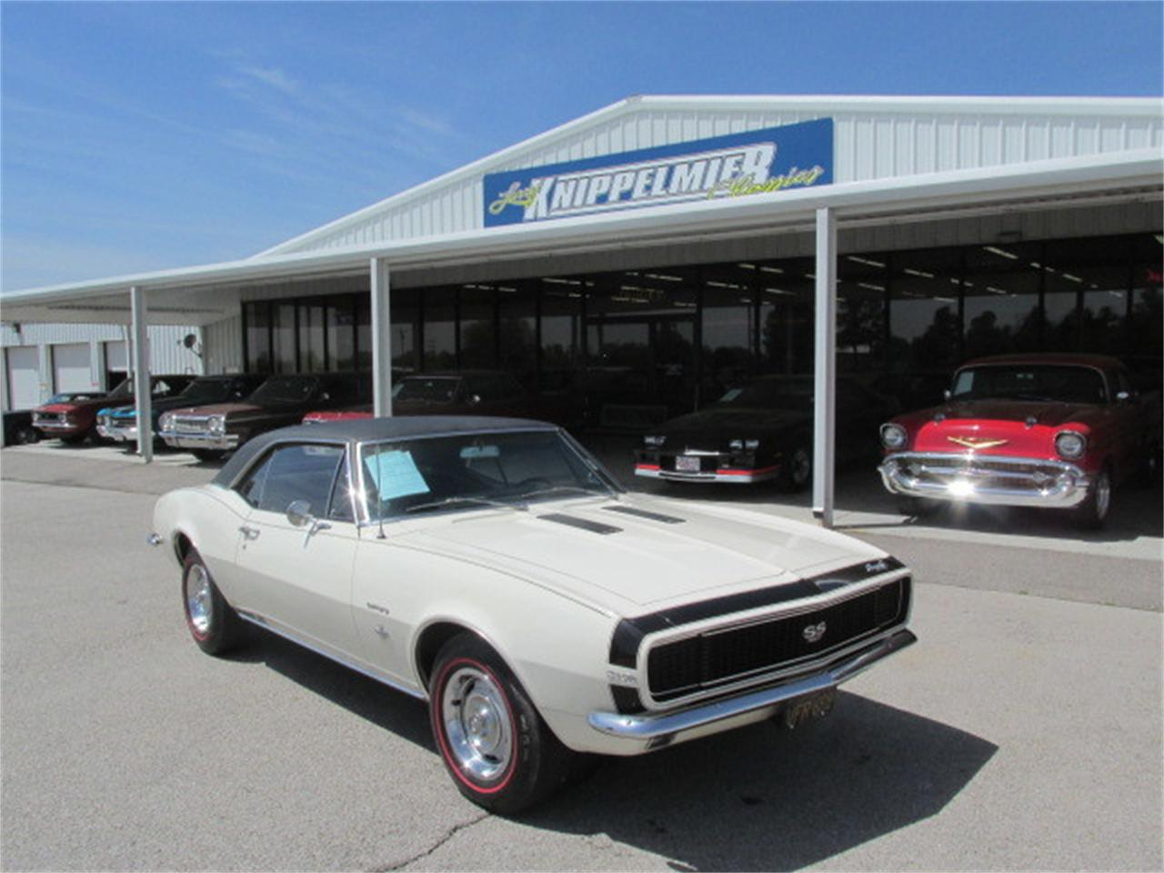 Large Picture of '67 Camaro located in Blanchard Oklahoma Offered by Knippelmier Classics - DAD3