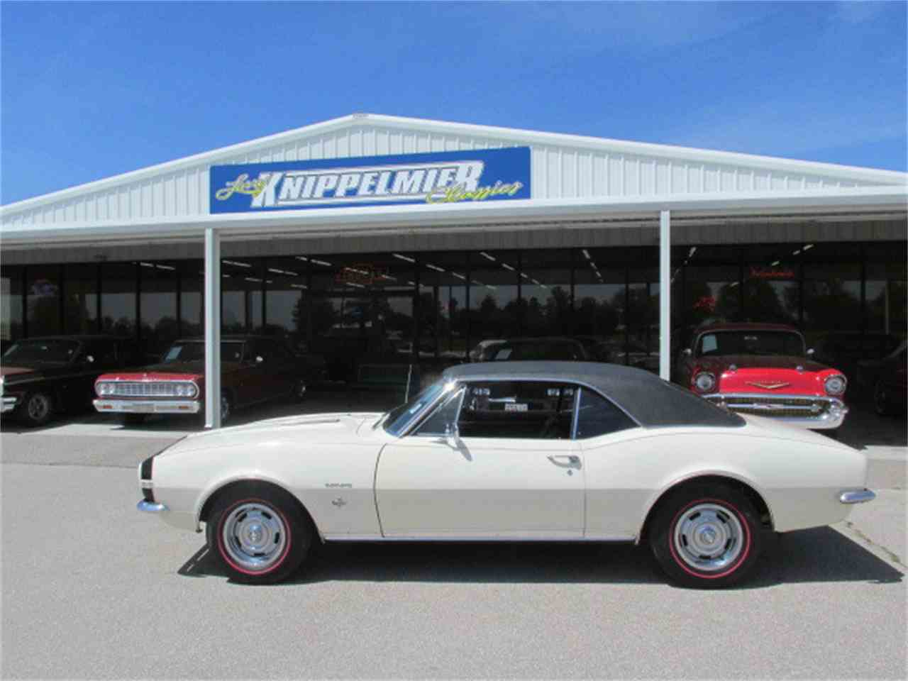 Large Picture of 1967 Chevrolet Camaro located in Blanchard Oklahoma Offered by Knippelmier Classics - DAD3