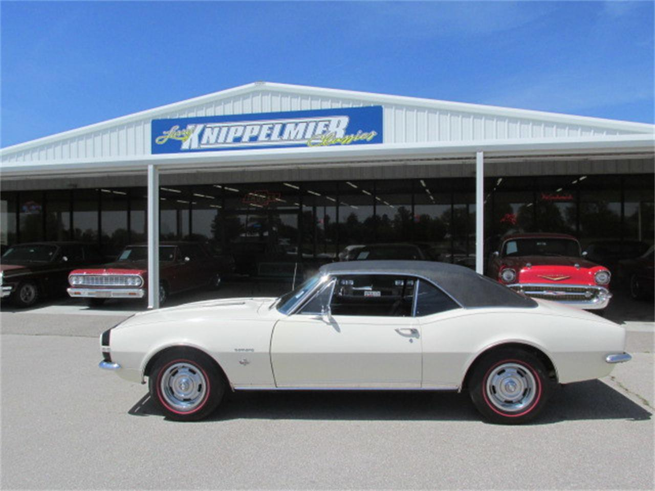Large Picture of Classic '67 Chevrolet Camaro located in Oklahoma - $39,000.00 - DAD3