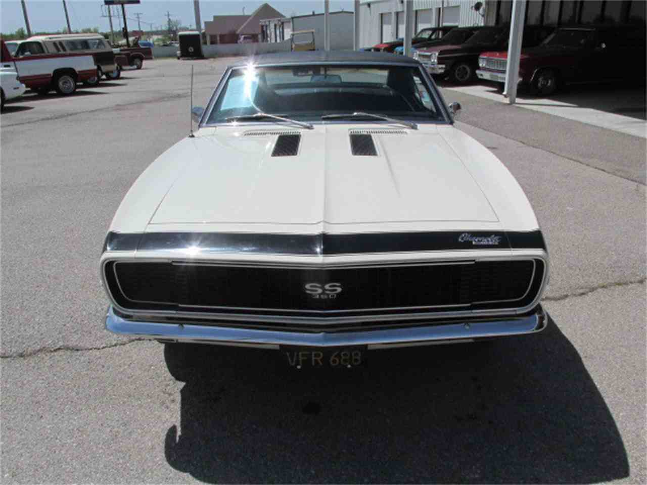 Large Picture of Classic 1967 Chevrolet Camaro located in Oklahoma Offered by Knippelmier Classics - DAD3
