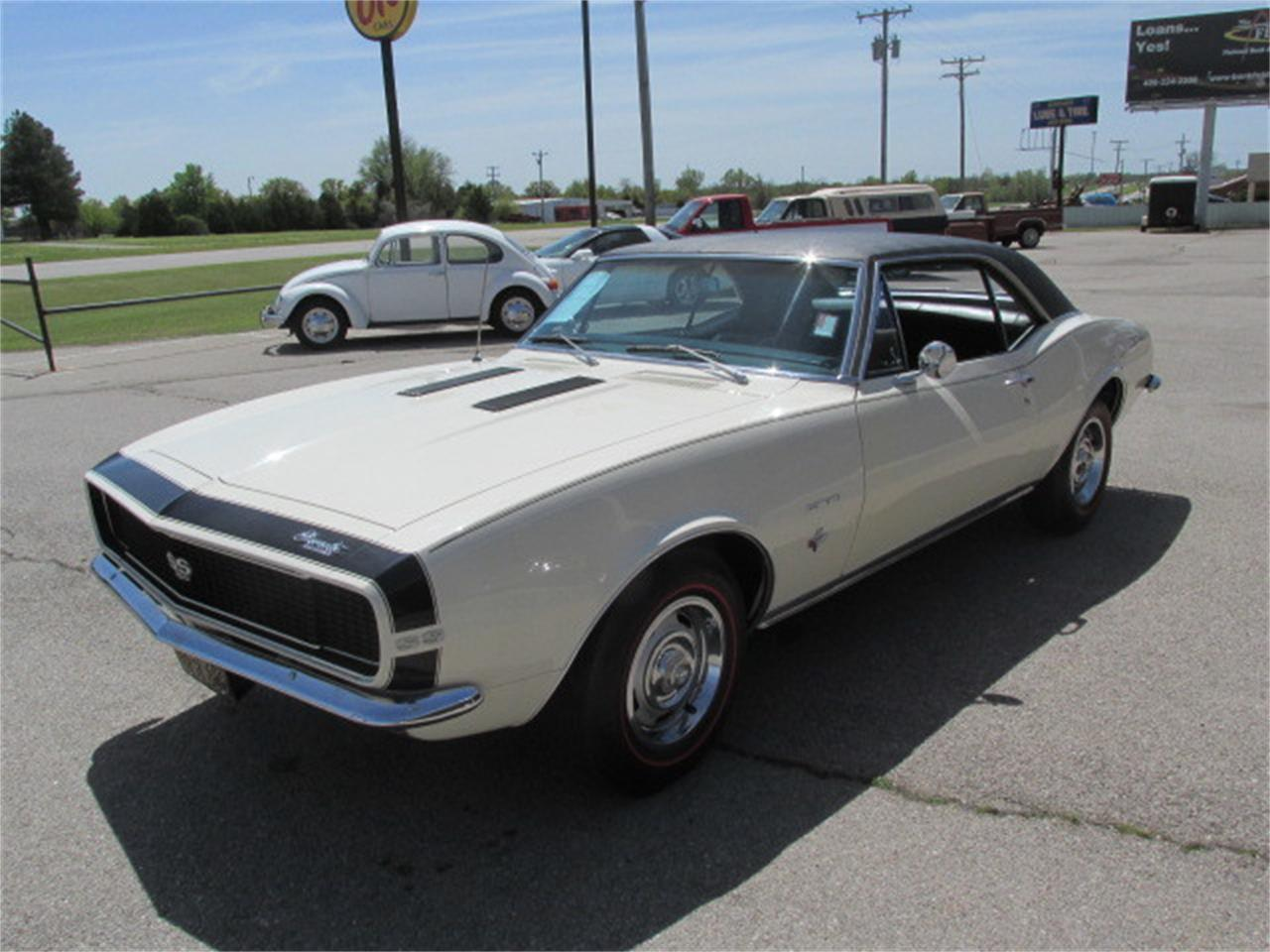 Large Picture of Classic '67 Chevrolet Camaro located in Oklahoma - DAD3