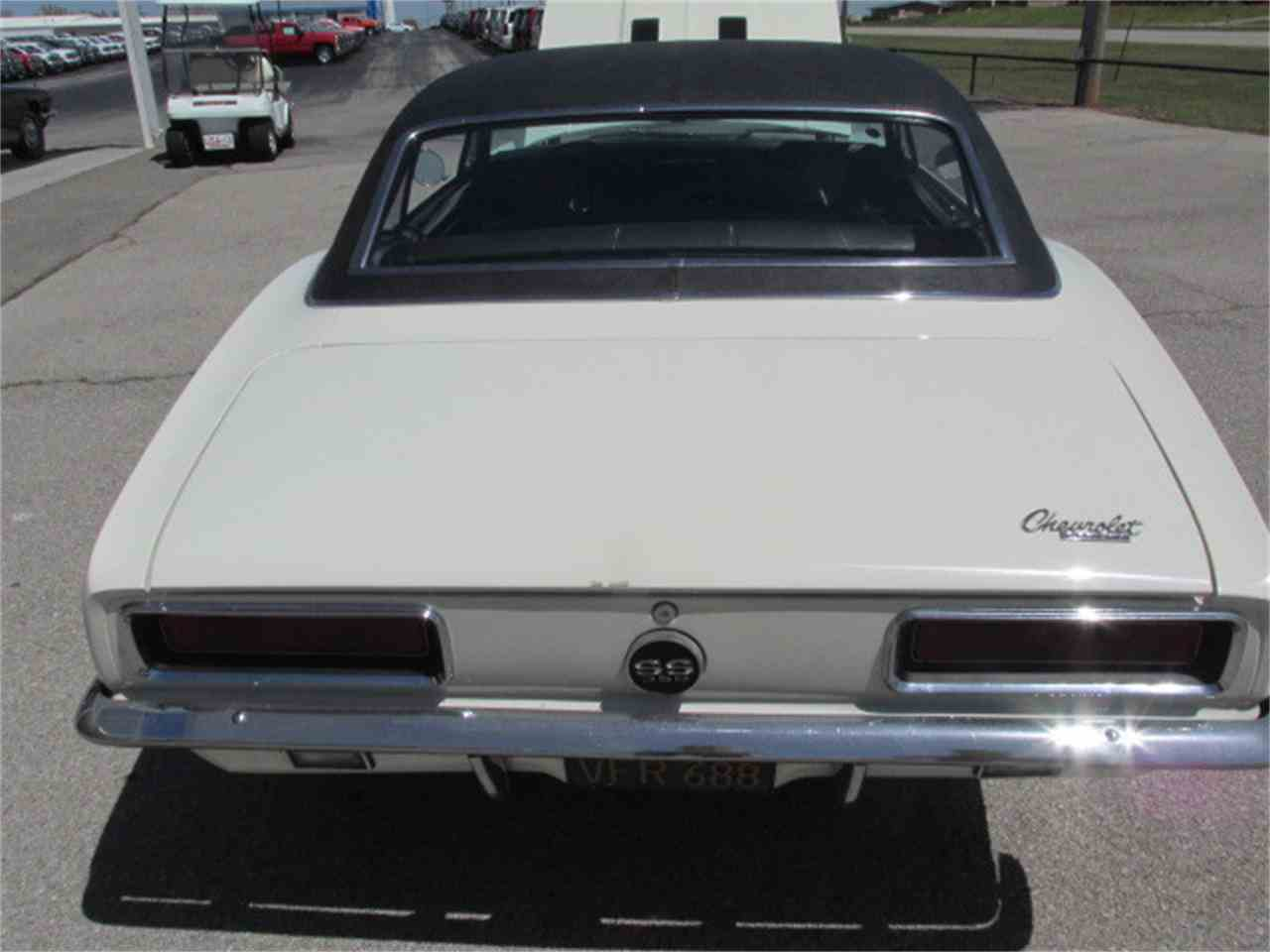 Large Picture of 1967 Chevrolet Camaro located in Oklahoma - $39,000.00 - DAD3