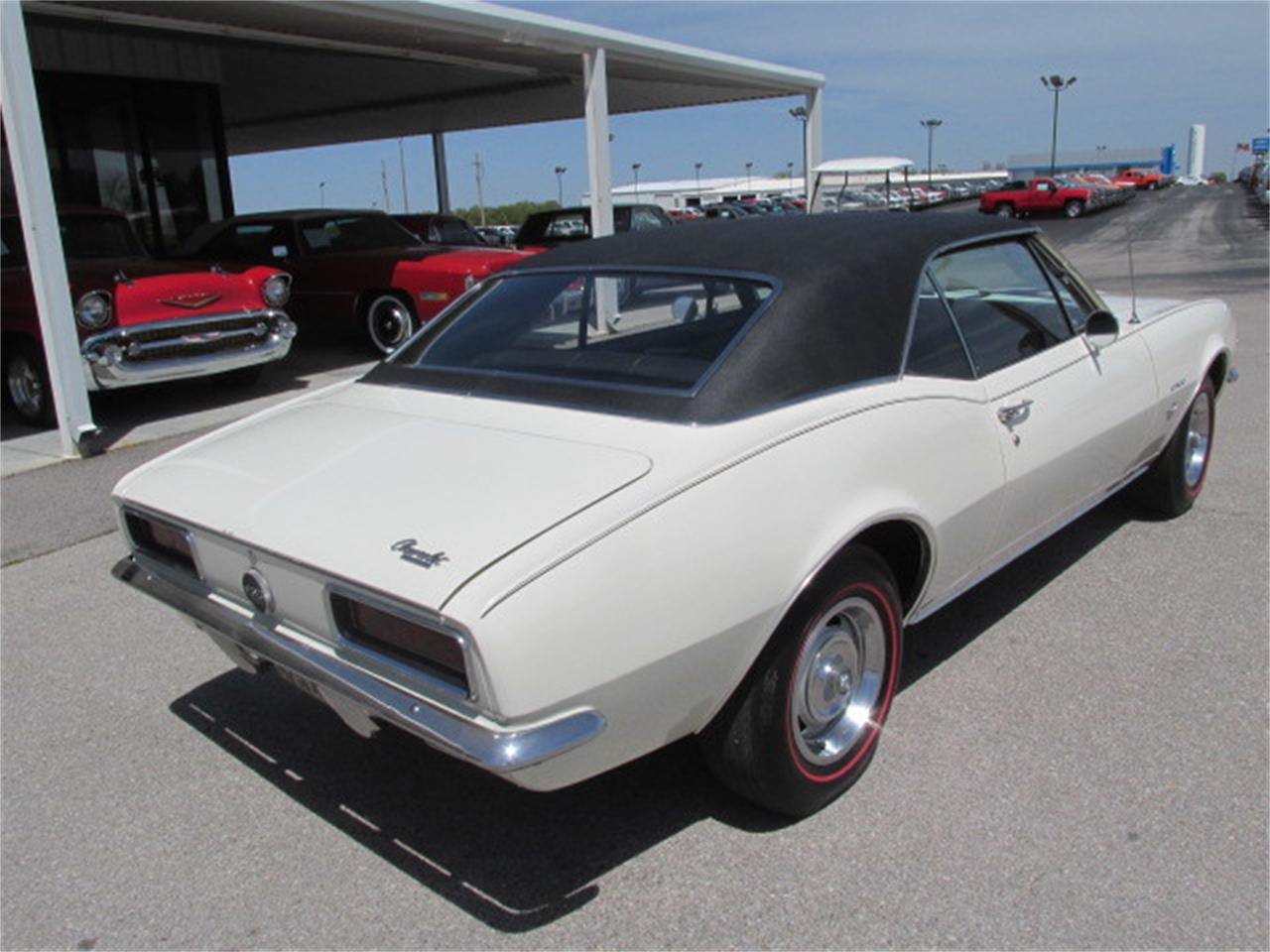 Large Picture of '67 Chevrolet Camaro located in Oklahoma Offered by Knippelmier Classics - DAD3