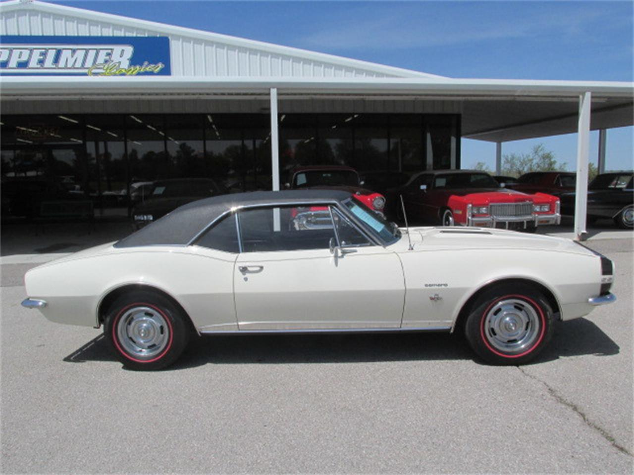 Large Picture of 1967 Chevrolet Camaro located in Blanchard Oklahoma - $39,000.00 Offered by Knippelmier Classics - DAD3