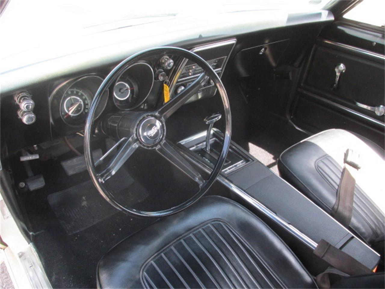 Large Picture of Classic 1967 Chevrolet Camaro located in Blanchard Oklahoma - $39,000.00 Offered by Knippelmier Classics - DAD3