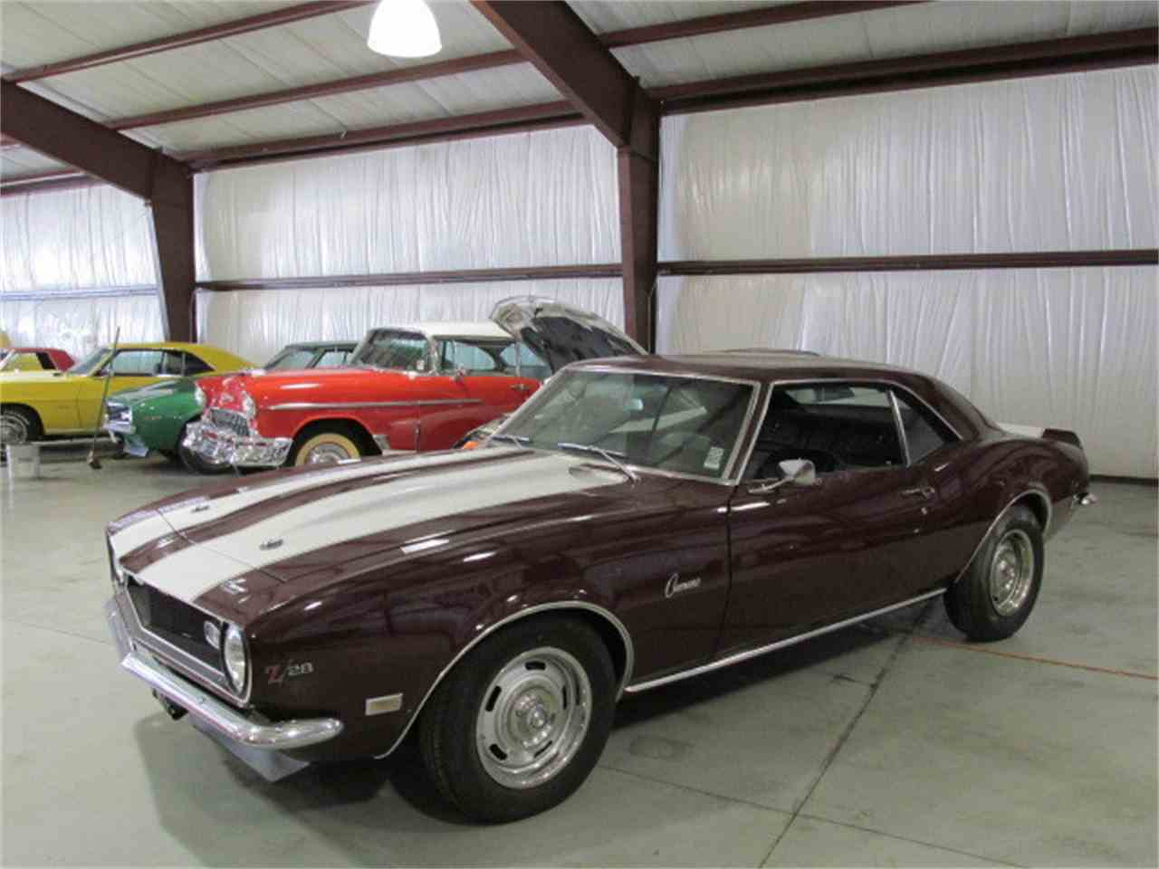 1968 Chevrolet Camaro Z28 For Sale Classiccars Com Cc 619961