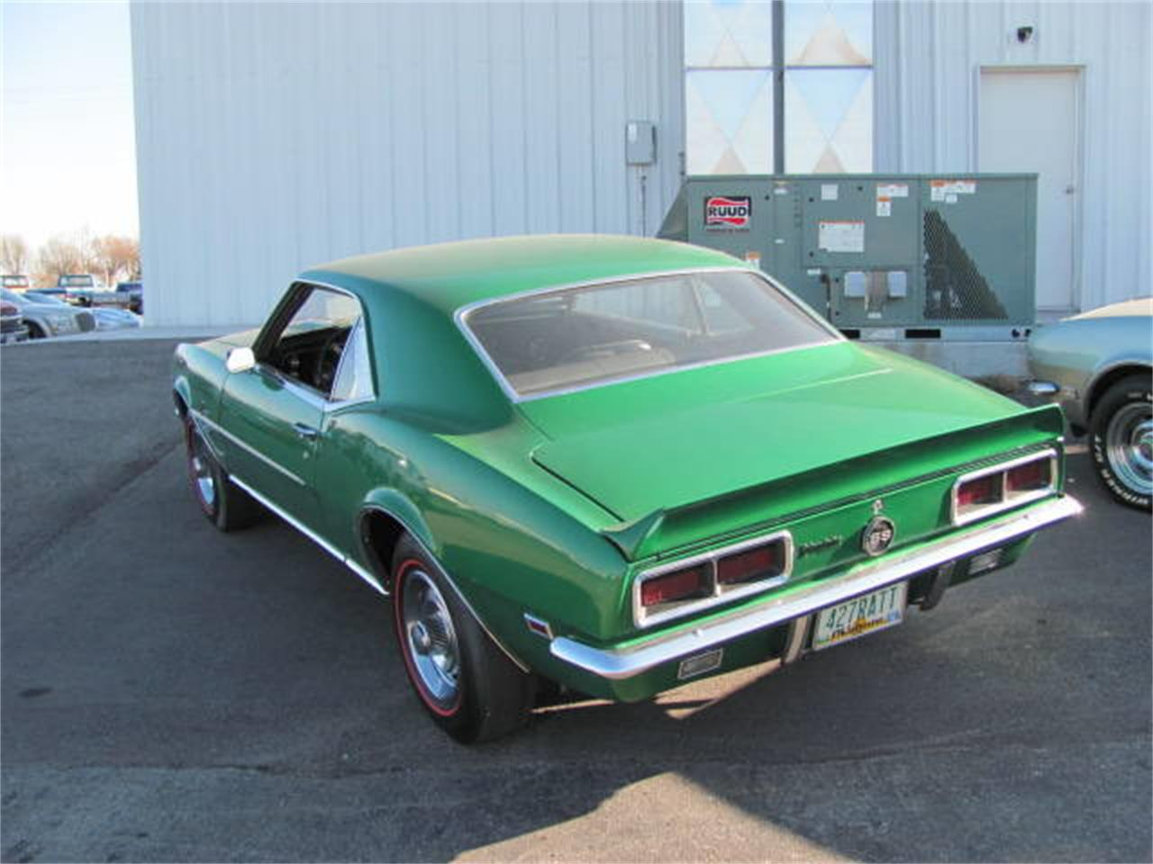 Large Picture of '68 Camaro - DAD8