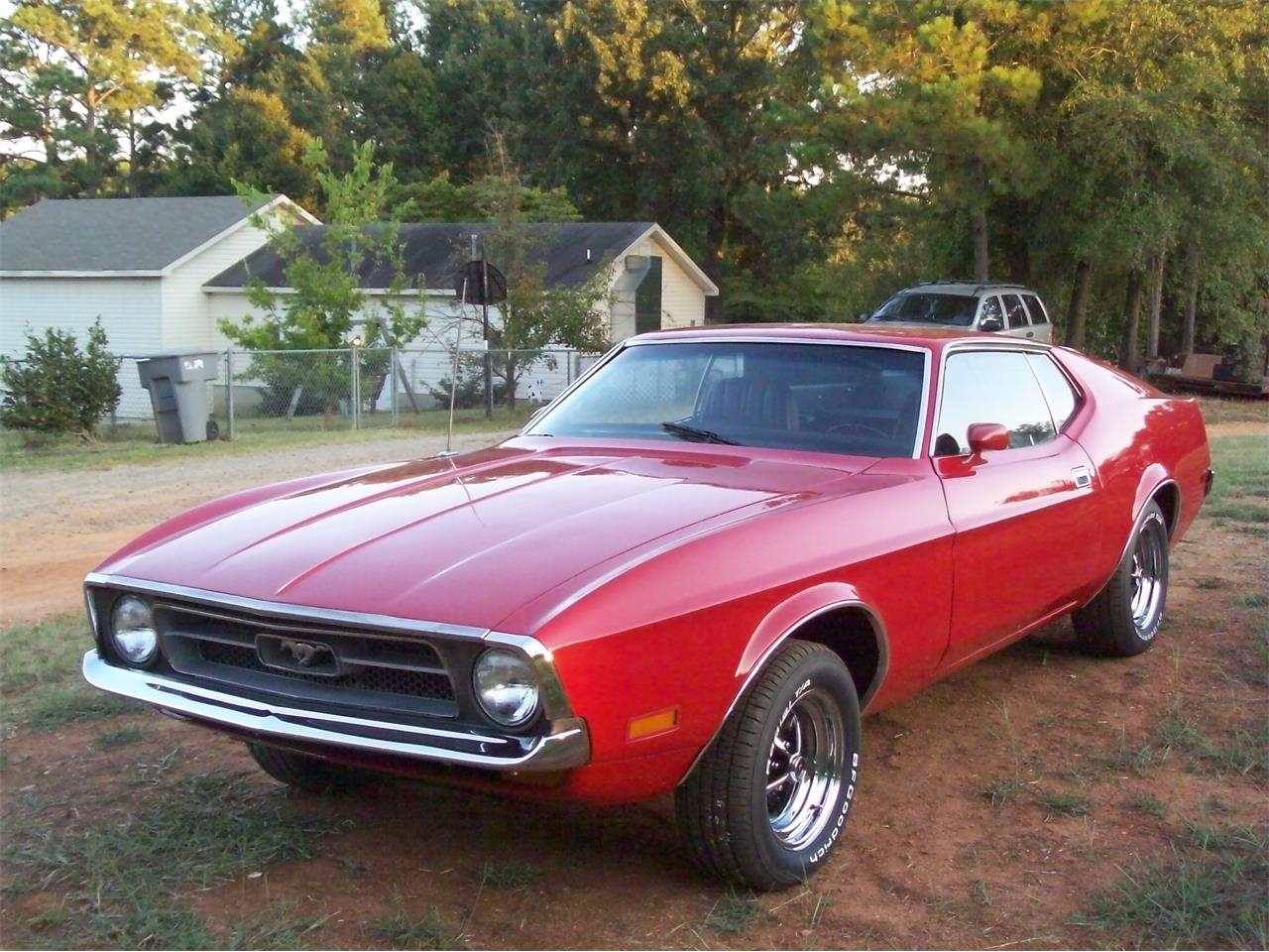 Large Picture of 1971 Ford Mustang located in North Carolina - $15,000.00 - DBCV