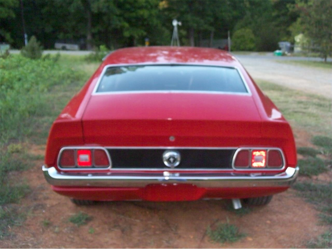 Large Picture of '71 Mustang - DBCV