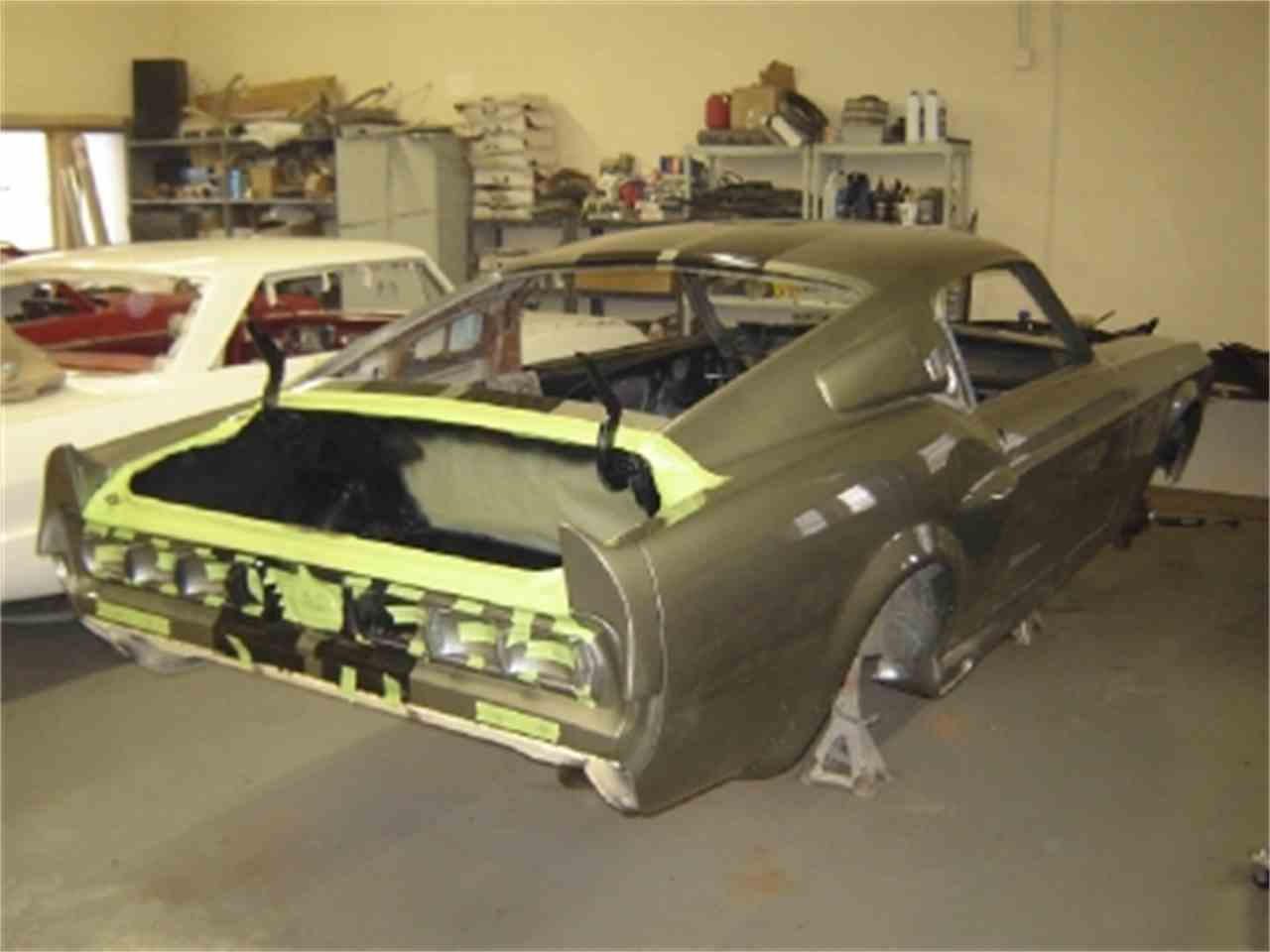 Large Picture of '67 Mustang - DBF1