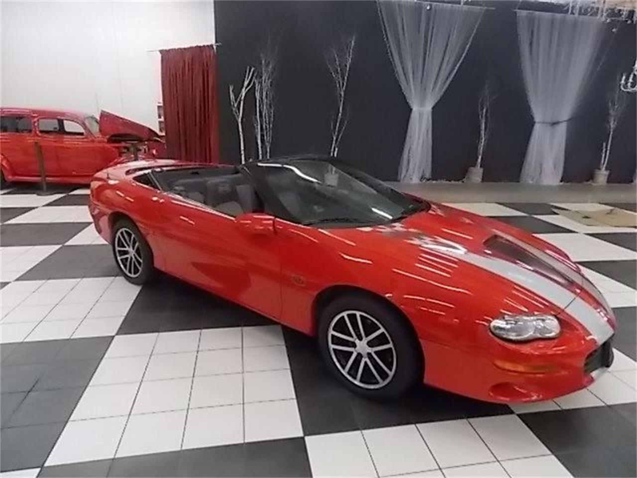 Large Picture of 2002 Camaro Auction Vehicle - DC87