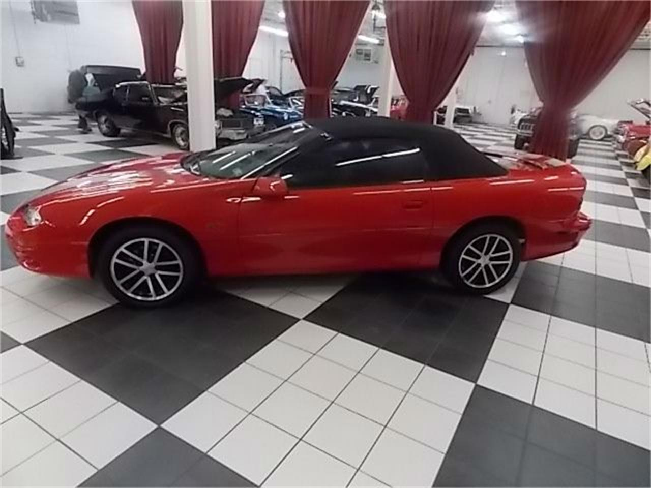 Large Picture of 2002 Chevrolet Camaro located in Minnesota Offered by Classic Rides and Rods - DC87