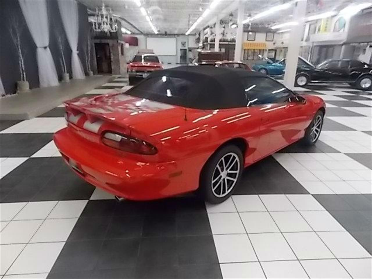 Large Picture of '02 Camaro located in Annandale Minnesota - DC87