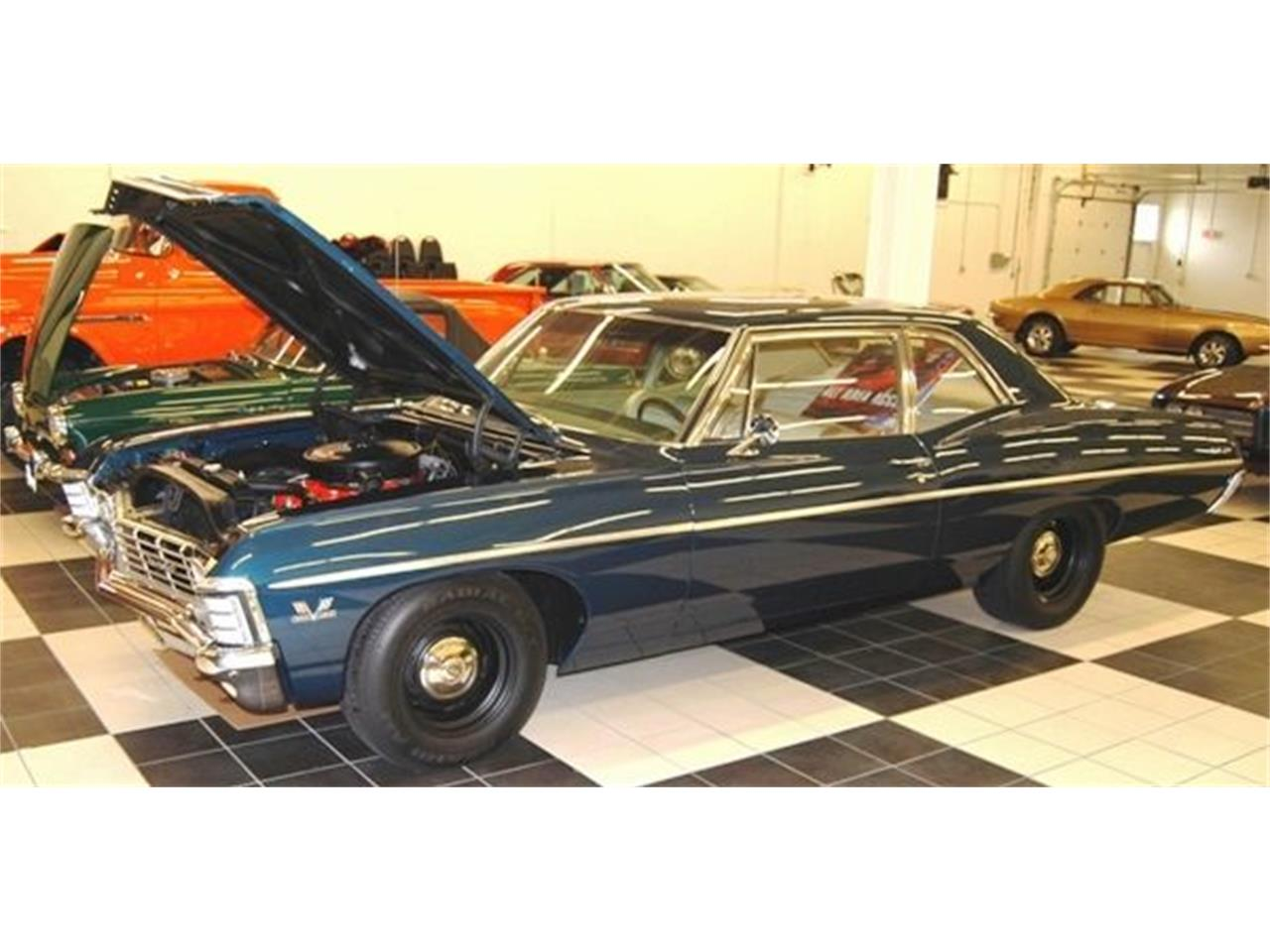 Large Picture of '67 Bel Air - DC8U