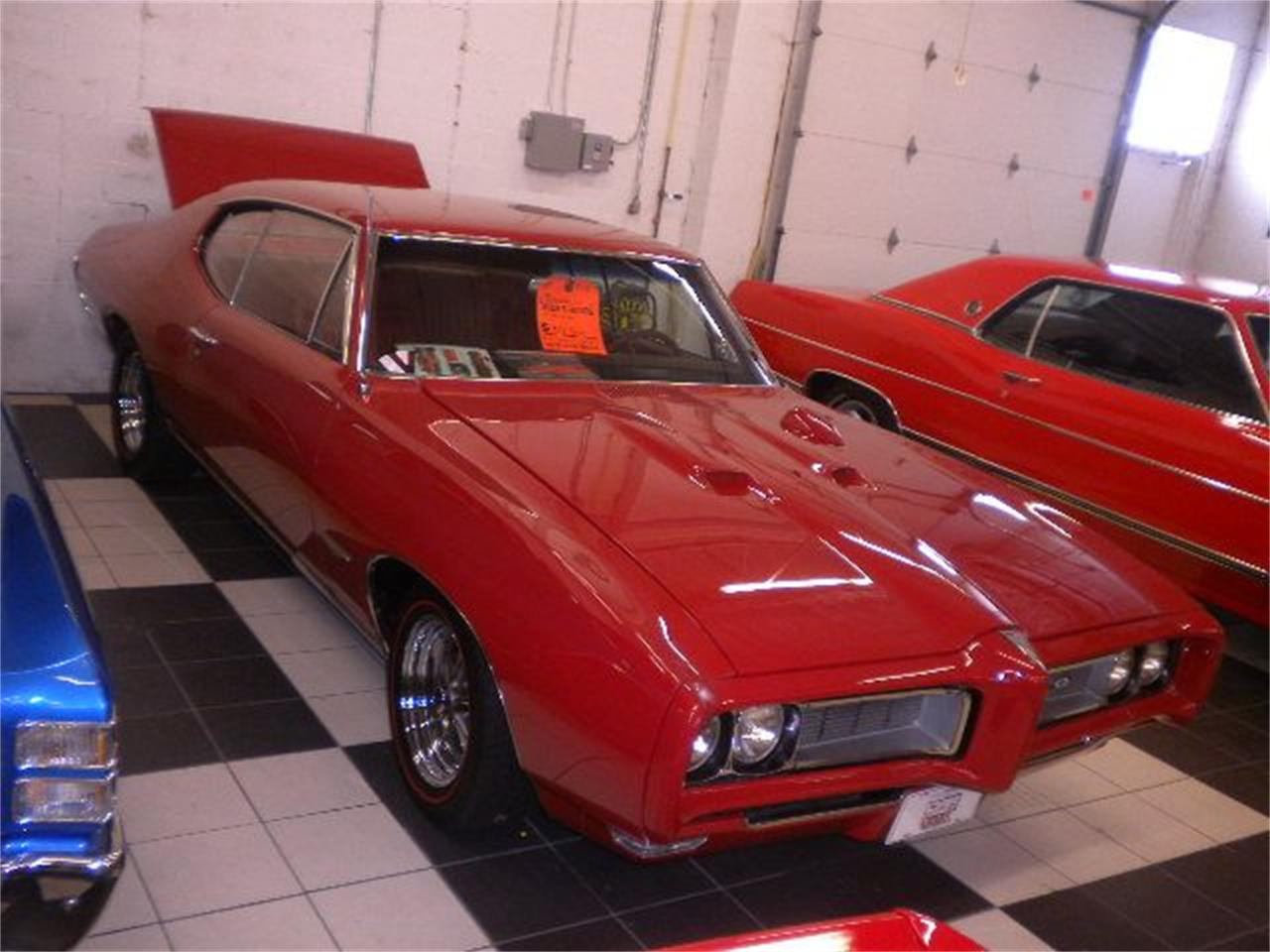 Large Picture of Classic '68 Pontiac GTO located in Minnesota - DCA6