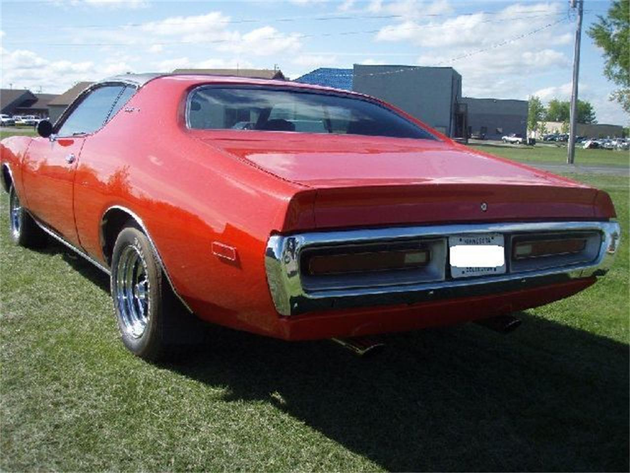 Large Picture of '72 Charger - DCAG
