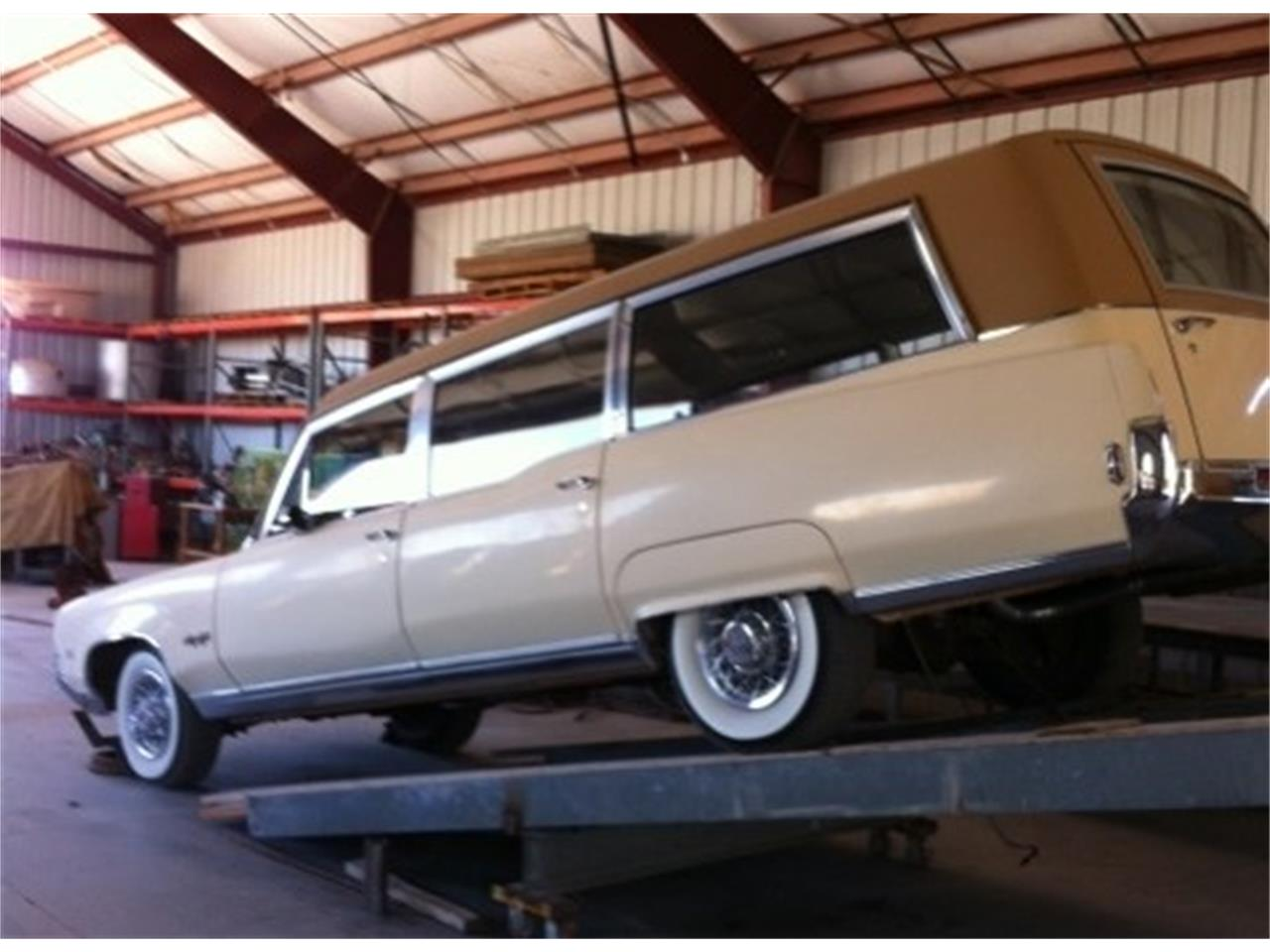 Large Picture of '69 Hearse located in Arizona - $14,000.00 Offered by a Private Seller - DCB7